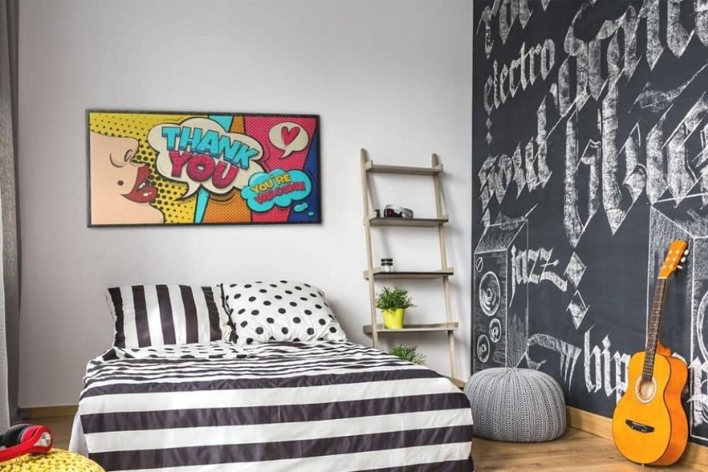 Obraz na płótnie na ścianie