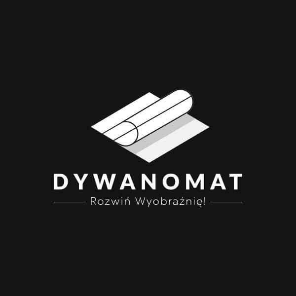 dywanomat-logo-na-czarnym-tle